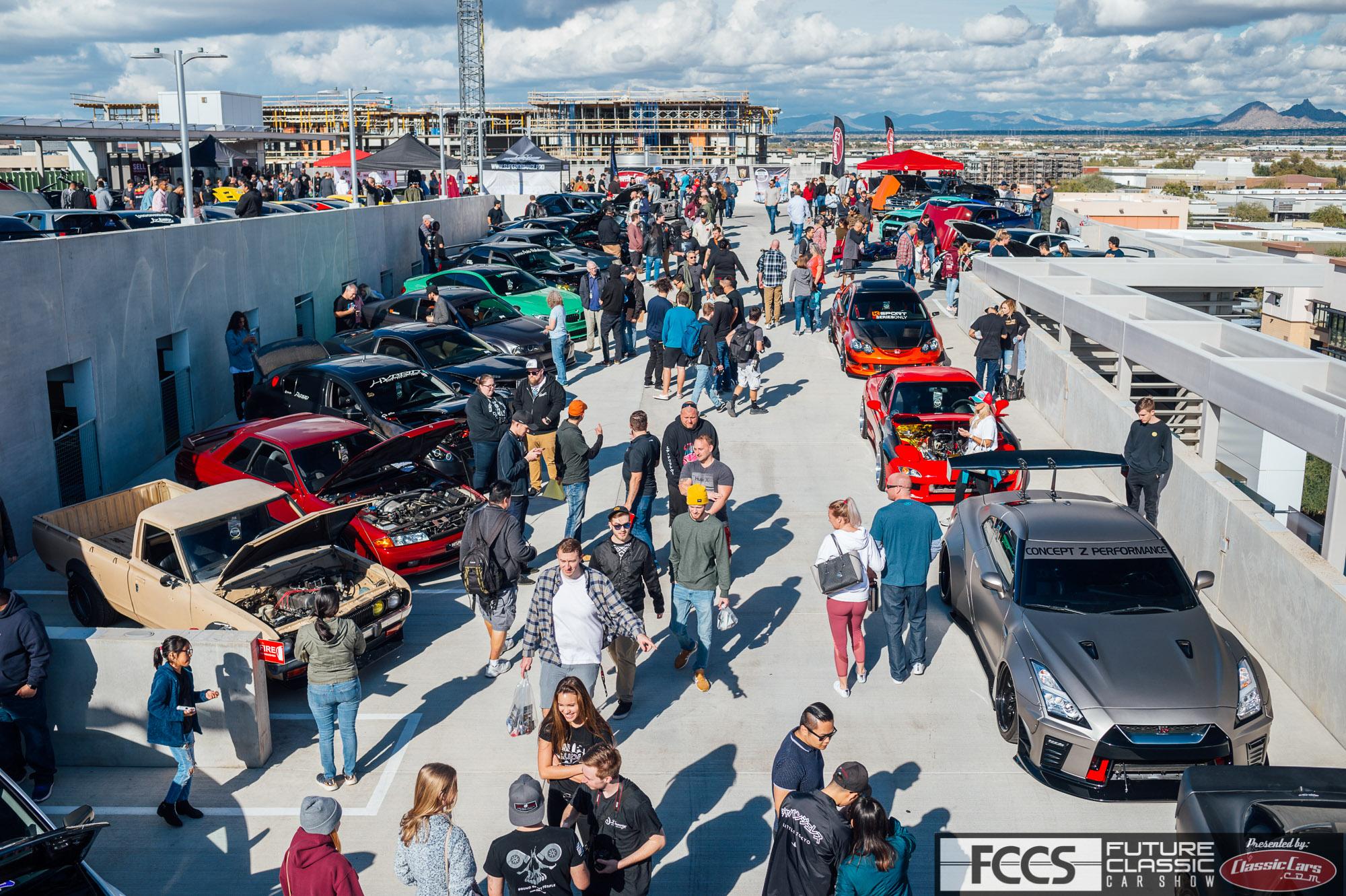 Future Classic Cars Event in 2019