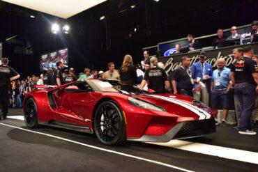 Barrett-Jackson Acquires Collector Car Network Inc.