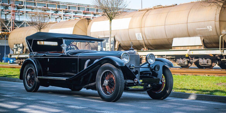 1929 Mercedes-Benz 680S
