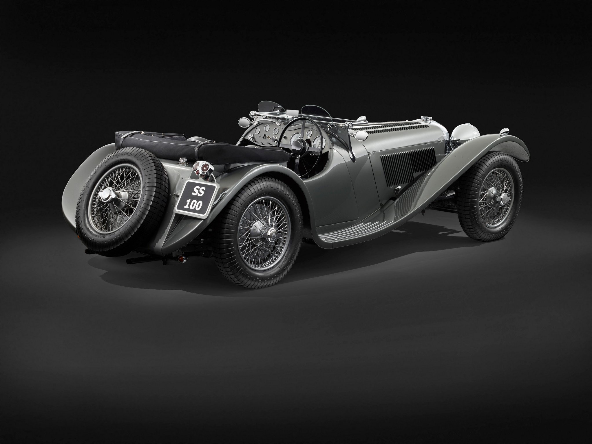 1938 Jaguar SS