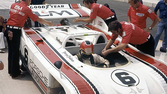 George Follmer - Porsche 917/10