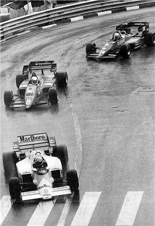 Niki Lauda at Monaco