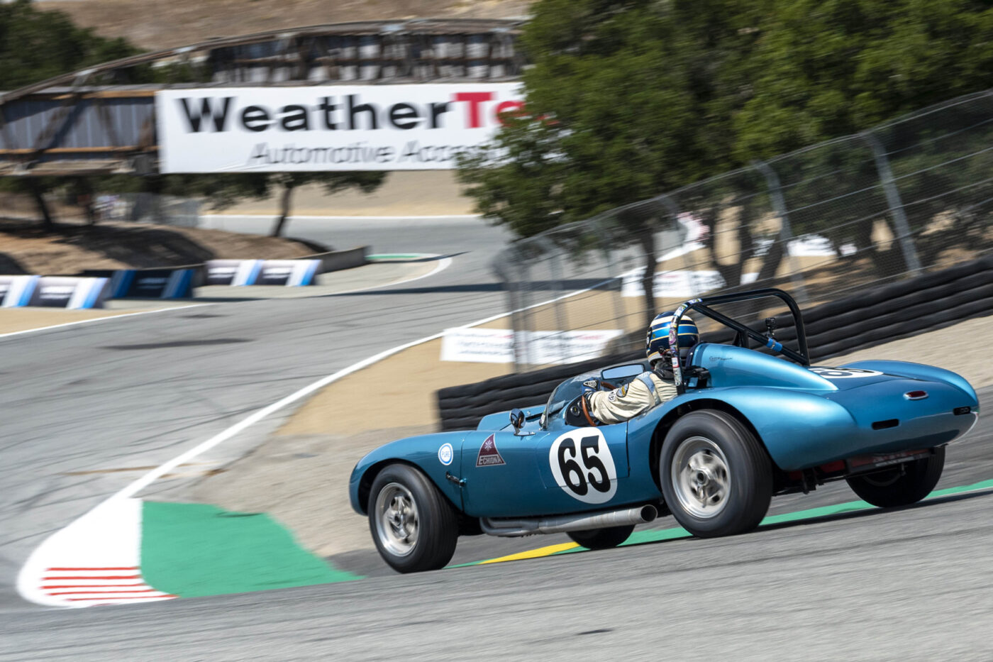 Group 4: 1955-1961 Sports Racing under/over 2000cc - Michael Silverman - 1959 Echidna Sports Racer - ©Rex McAfee