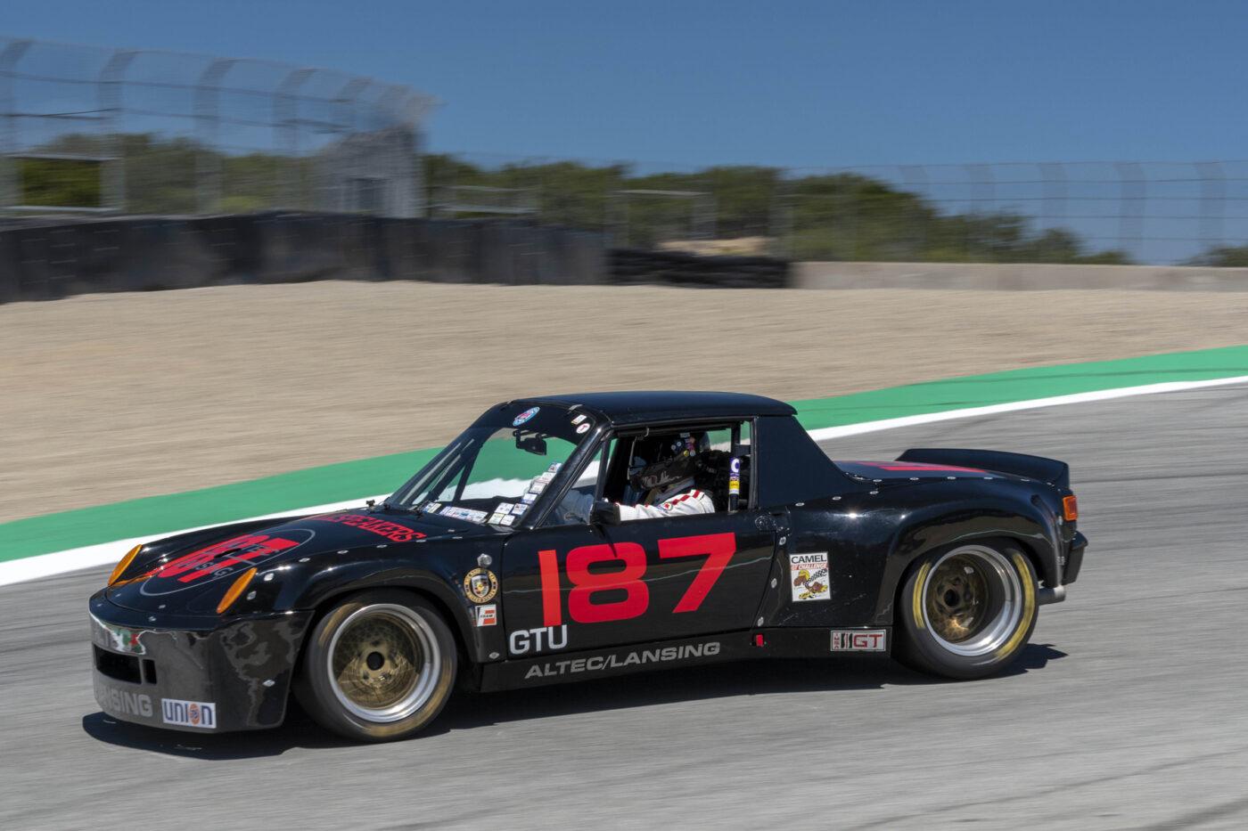 Group 3: 1973-1981 FIA, IMSA, GT, GTX, GTU, AAGT - William Lyon - 1970 Porsche 914-6 IMSA - GTU - ©Rex McAfee