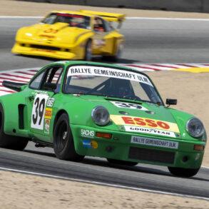 Group 3: 1973-1981 FIA, IMSA, GT, GTX, GTU, AAGT - Dennis Singleton - 1974 Porsche RSR - ©Rex McAfee