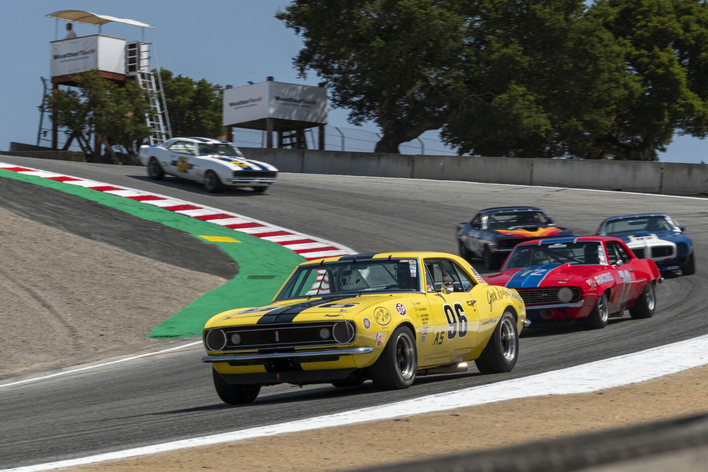 Group 5: 1966-1972 Trans-Am - Rick Jeffery - 1967 Chevrolet Z 28 - ©Rex McAfee