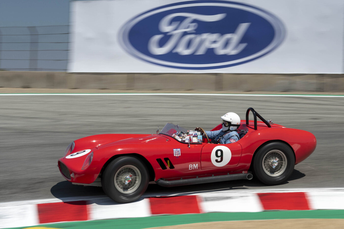 Group 4: 1955-1961 Sports Racing under/over 2000cc - Nicholas Colonna - 1958 Devin SS - ©Rex McAfee