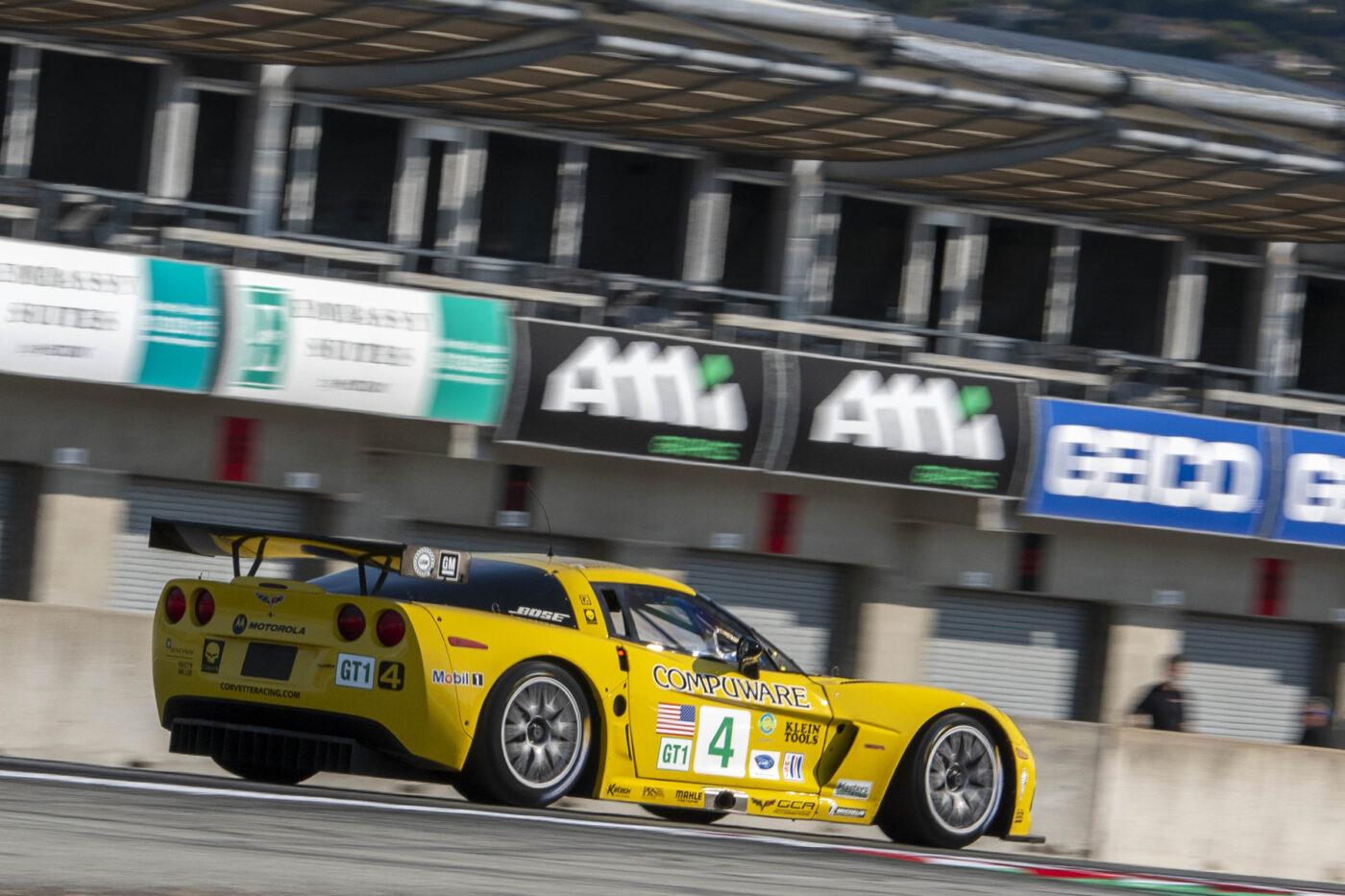 Group 10: 1983-2016 Masters Endurance Legends - Charles Nearburg - 2007 Chevrolet Corvette C6R - ©Rex McAfee