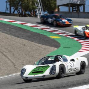 Group 6: FIA Manufacturers Championship - David Hagan - 1967 Porsche 910 - ©Rex McAfee