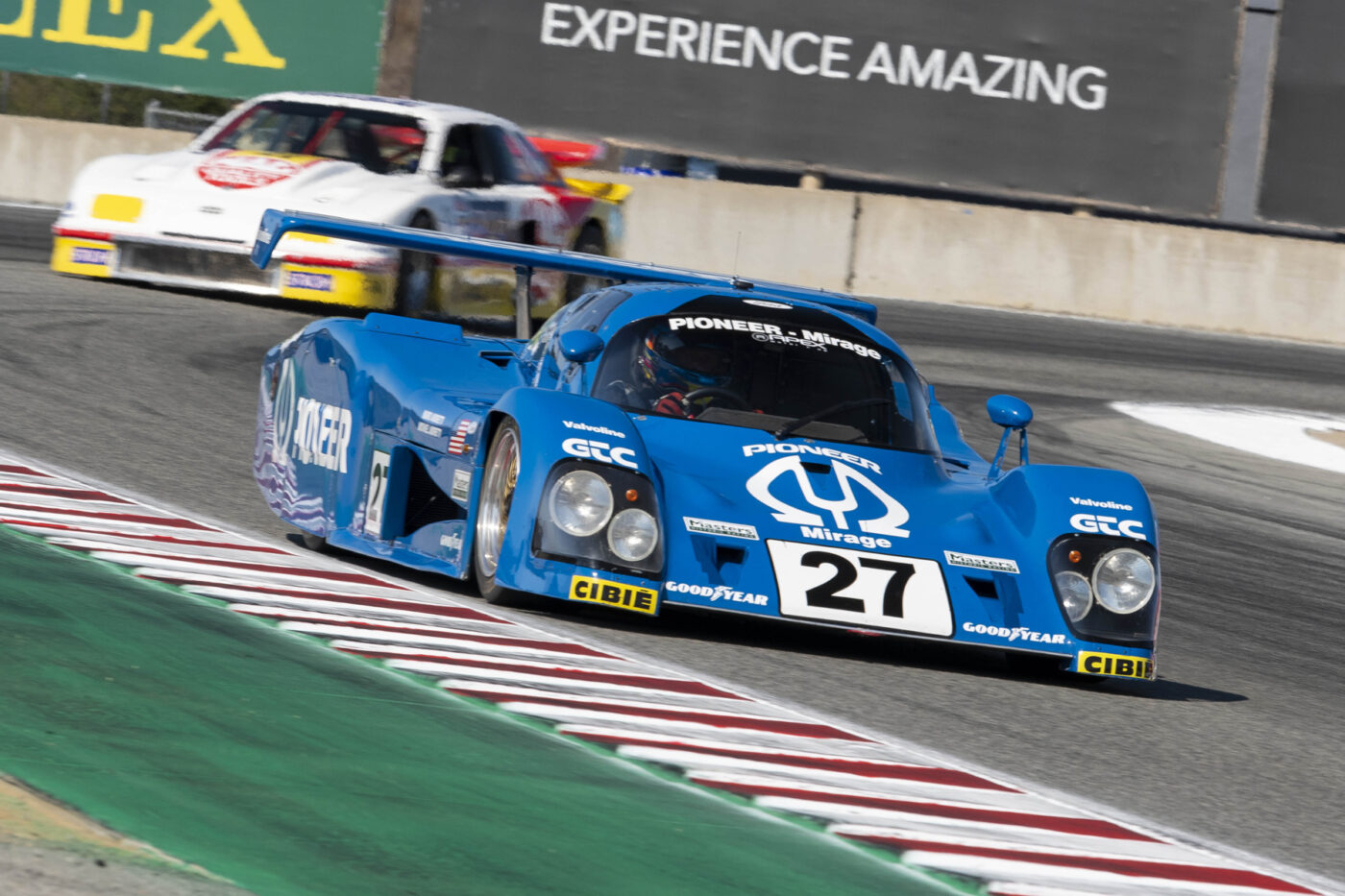 Group 6: FIA Manufacturers Championship - Tom Dooley - 1982 Mirage M12 - ©Rex McAfee