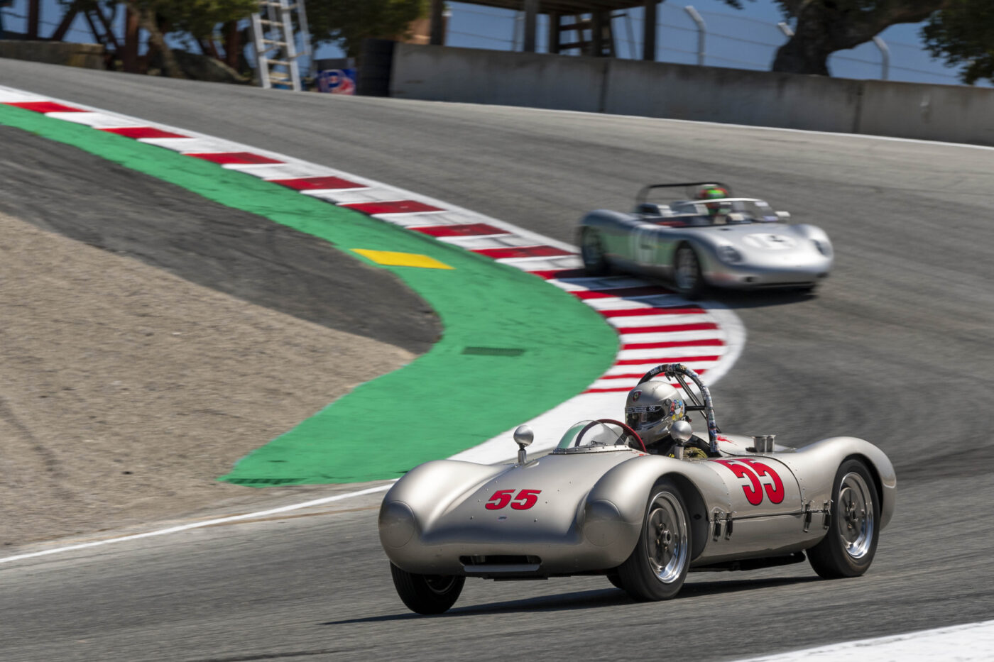 Group 4: 1955-1961 Sports Racing under/over 2000cc - Cameron Healy - 1953 Cooper Porsche Pooper - ©Rex McAfee