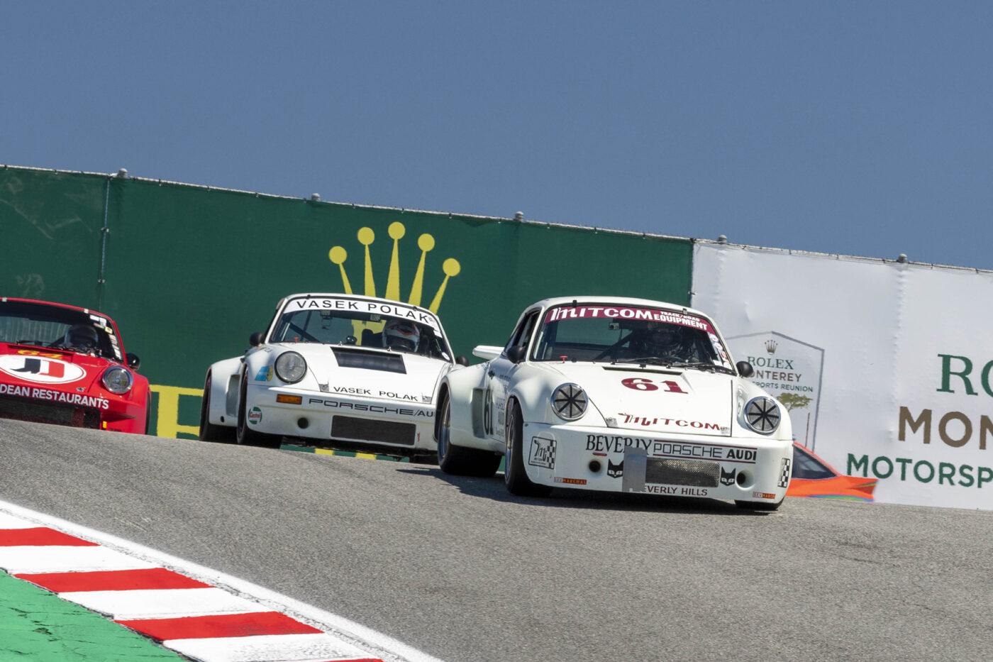 Group 3: 1973-1981 FIA, IMSA, GT, GTX, GTU, AAGT - Alan Benjamin - 1975 Porsche RSR - ©Rex McAfee