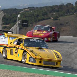 Group 3: 1973-1981 FIA, IMSA, GT, GTX, GTU, AAGT - Steve Schmidt - 1976 Porsche 935K3 - ©Rex McAfee