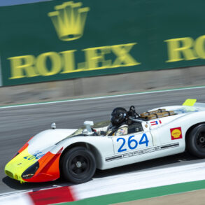 Group 6: FIA Manufacturers Championship - Richard Griot - 1969 Porsche 908 - ©Rex McAfee