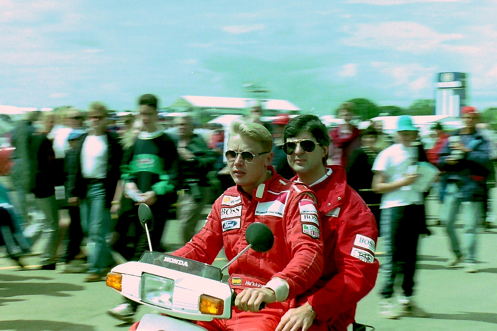 The Greatest Formula One Drivers from Finland