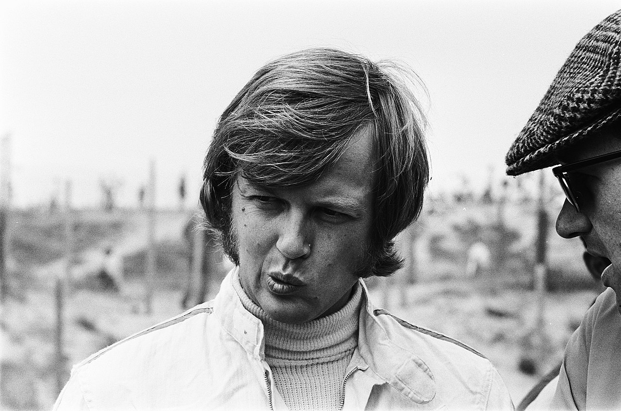 The Greatest Formula One Drivers from Sweden