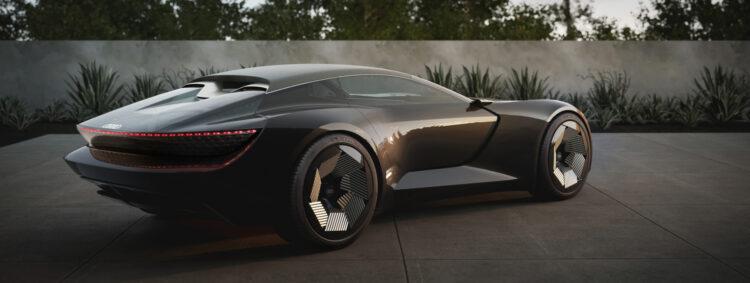 Audi skysphere concept right