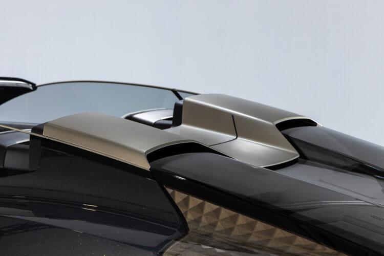 Audi skysphere concept roof