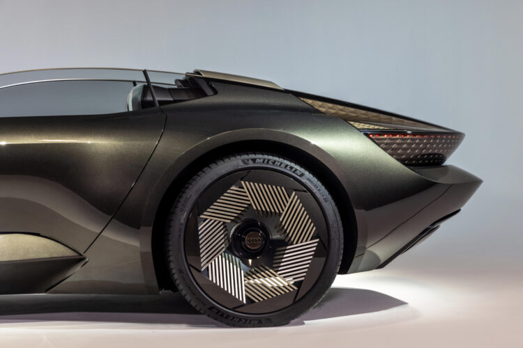 Audi skysphere concept wheel
