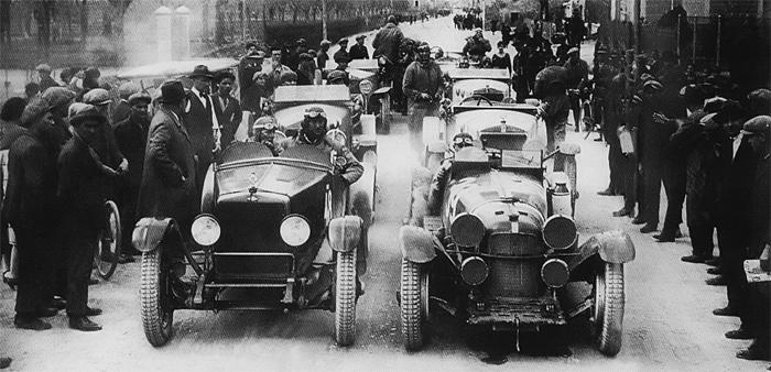 1929 Mille Miglia