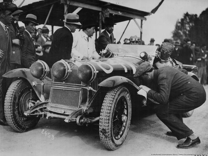 Mille Miglia 1930