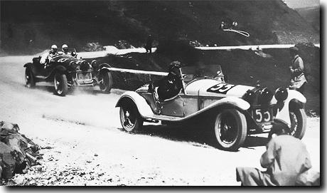 1932 Mille Miglia
