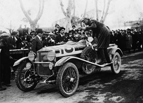 1927 Mille Miglia