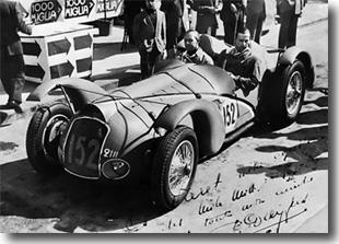 Delahaye - 1938 Mille Miglia