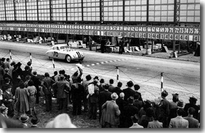 1940 Mille Miglia