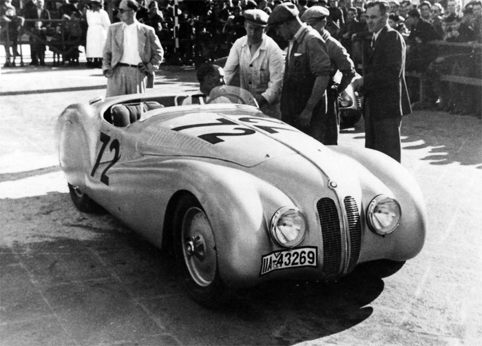 Mille Miglia 1940