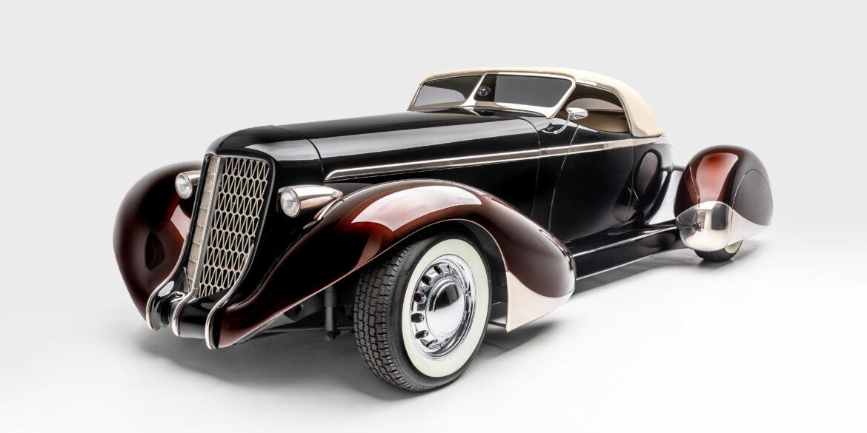 "1936 Auburn Speedster replica ""Slow Burn"""
