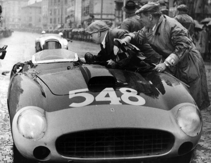 Mille Miglia 1956