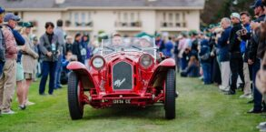 70th Anniversary of Pebble Beach Concours D'Elegance