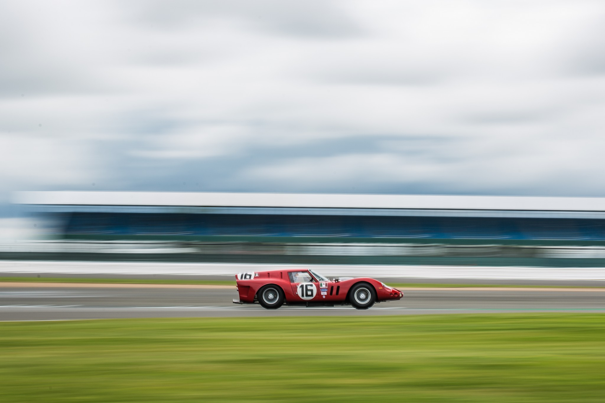 The race winning Ferrari 250 GT Breadvan