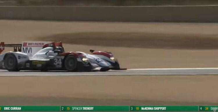 2011 Oreca 03 LMP2 Le Mans