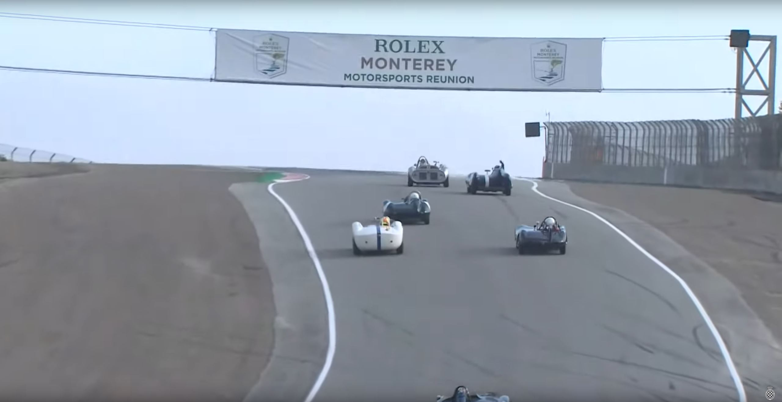 Monterey Motorsports Reunion Day 1 Highlights