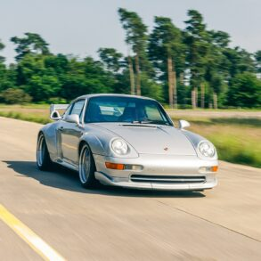 1993 Porsche 993