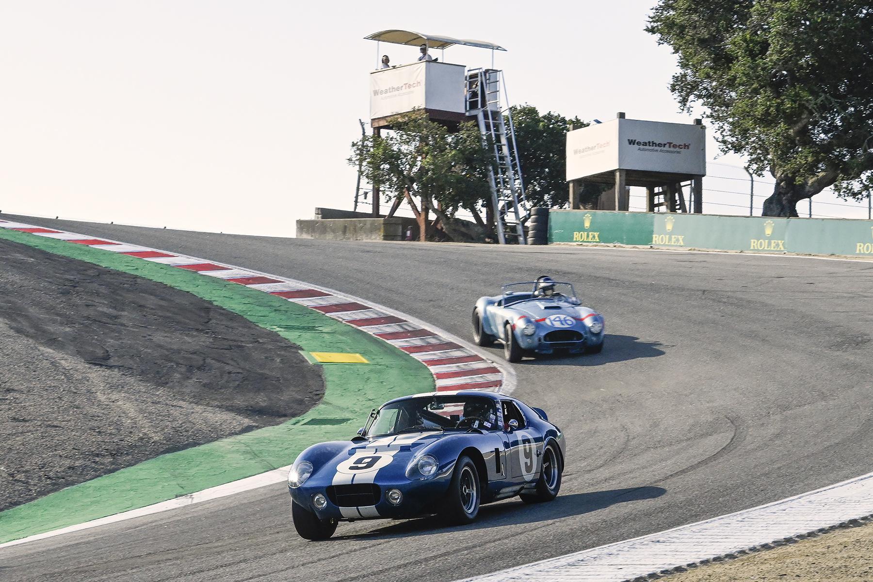 Preview Part 2: 2021 Rolex Monterey Motorsports Reunion