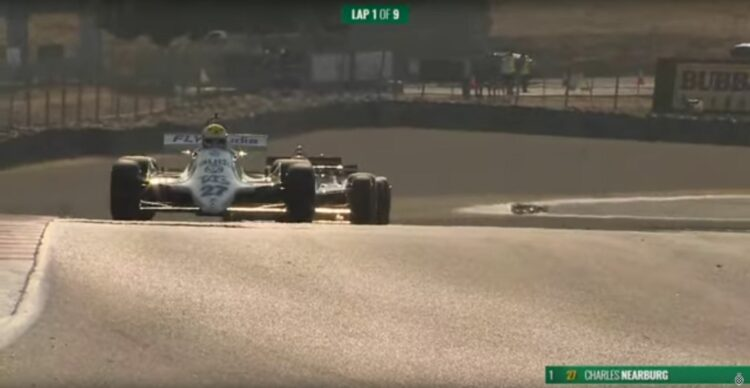 1980 Williams FW07