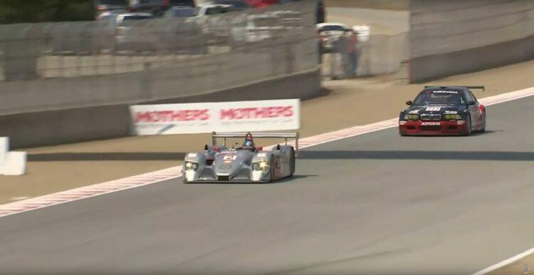 2005 Audi R8 LMP1