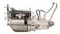 6-Cylinder 2 litre sidevalve engine