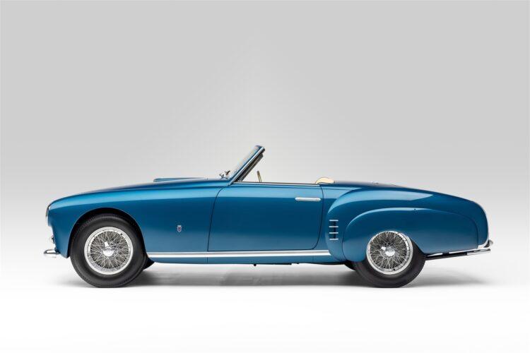 1952 Ferrari 212 Europa Cabriolet