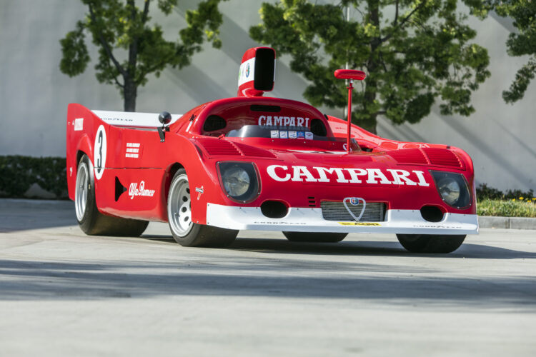 1974 Alfa-Romeo Tipo 33