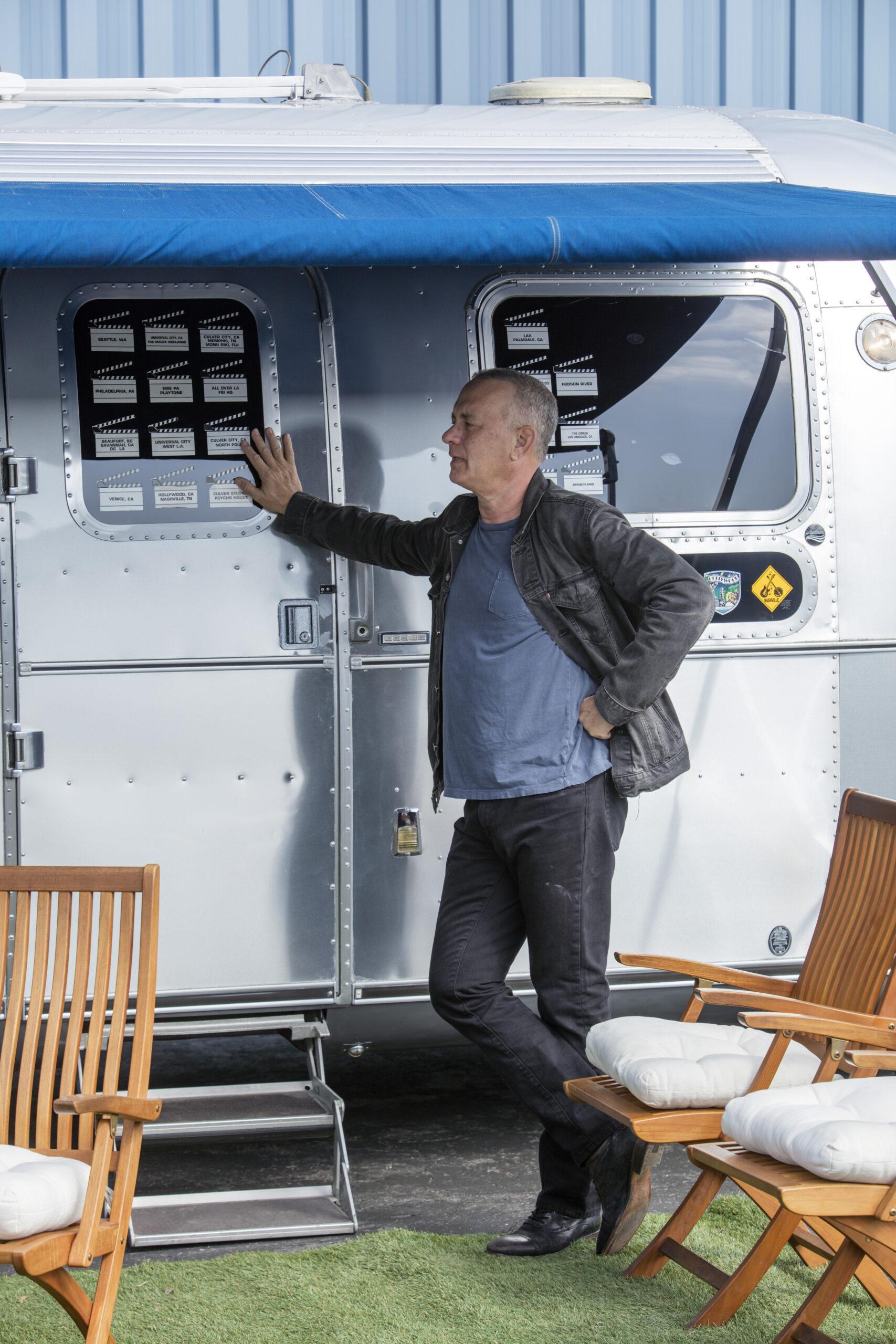 Tom Hanks - Air Stream