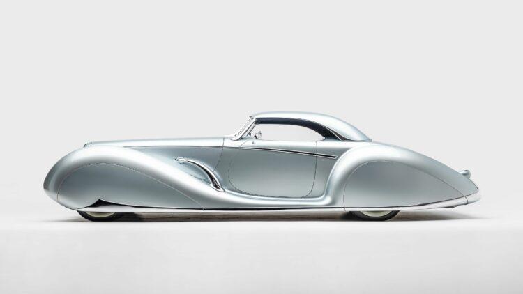 "1937 Packard ""Aquarius,"""