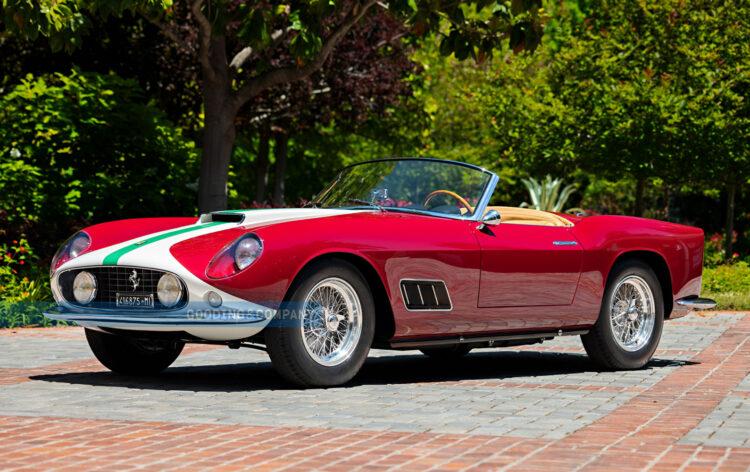 1959 Ferrari 250 California LWB Competizione Spyder