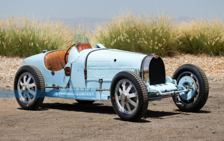 1929 Bugatti Type 35B Grand Prix Roadster