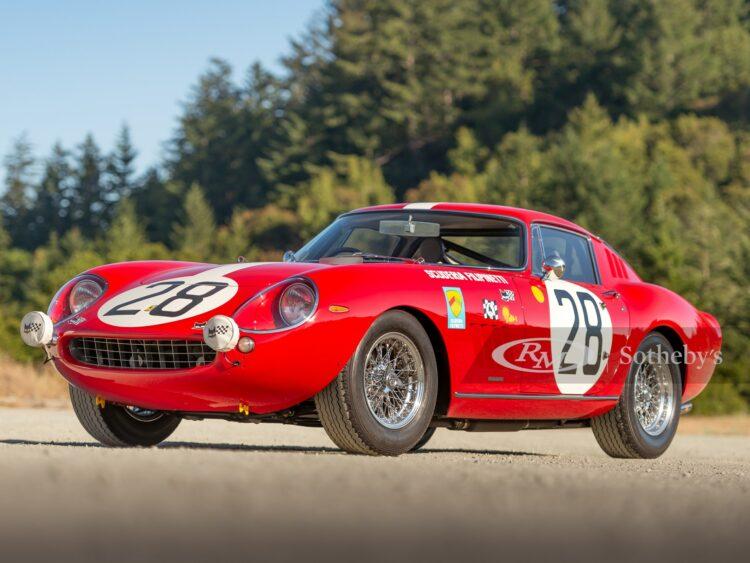 1966 Ferrari 275GTB Competizione