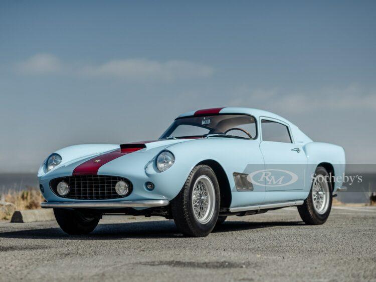 1958 Ferrari 250 GT Berlinetta Tour de France