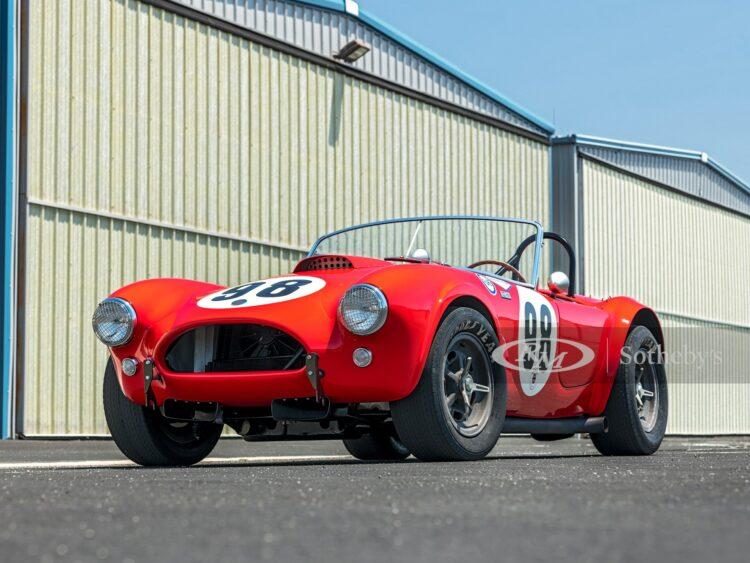 1963 Shelby Cobra 289 Works Sebring